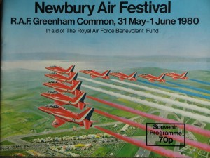 RAF Greenham Common Programme