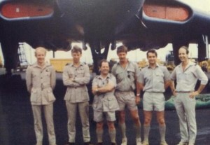 The Primary......Vulcan XM598.....Blue Two and John Reeves crew