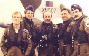 The Reserve.....Vulcan XM607.....Blur Four and Martin Withers crew