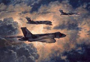 01/05/2013 Operation black Buck was a fitting end to the Vulcan, as the Vulcan Sqns disbanded in '82